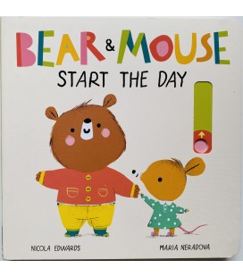 BEAR & MOUSE - START THE DAY