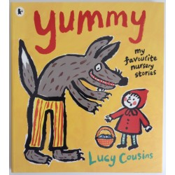 STORYBOOK - YUMMY, MY FAVOURITE NURSERY STORIES