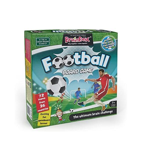 BRAINBOX FOOTBALL BOARD GAME