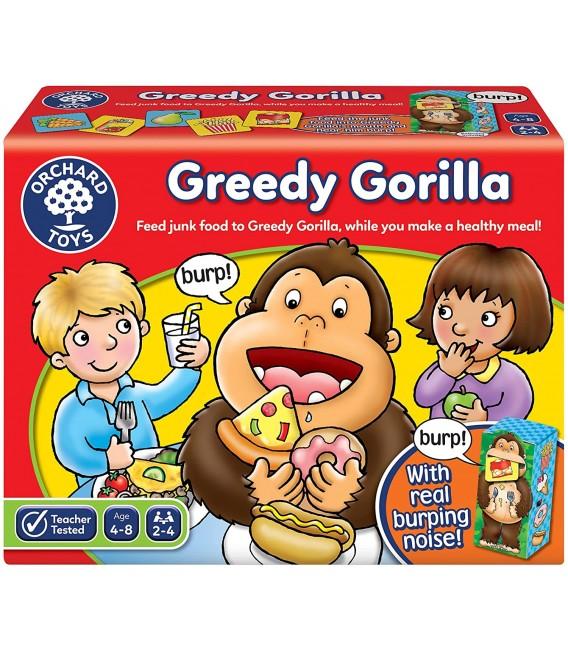GREEDY GORILLA GAME
