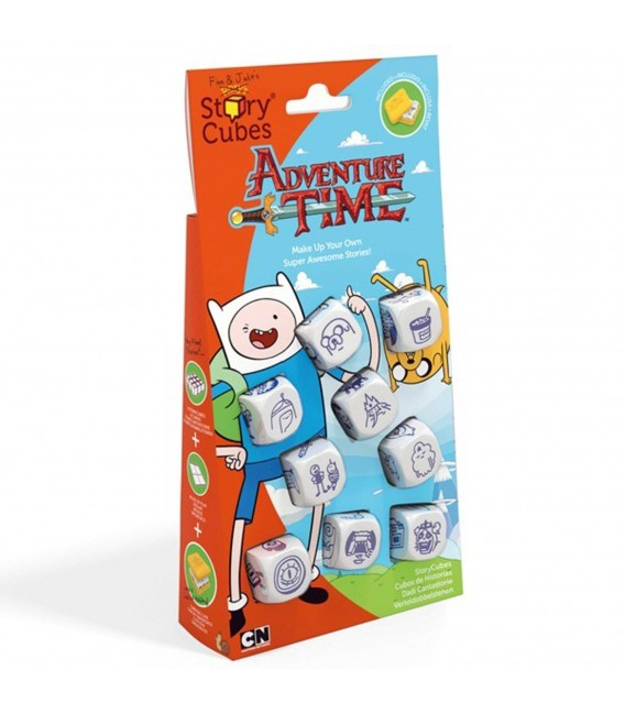 RORY´S STORY CUBES ADVENTURE TIME