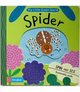 MY LITTLE GREEN WORLD - SPIDER