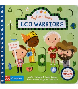 MY FIRST HEROES - ECO WARRIORS