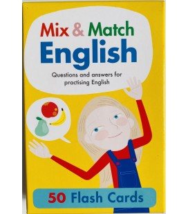 MIX & MATCH ENGLISH - QUESTIONS AND ANSWERS FOR PRACTISING ENGLISH