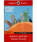 LADYBIRD READERS - LEVEL 2 - JAMES AND THE GIANT PEACH