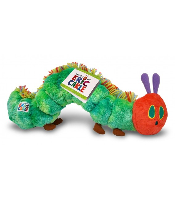 PELUCHE CUENTO - THE VERY HUNGRY CATERPILLAR - GRANDE