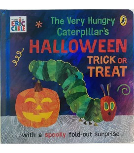 THE VERY HUNGRY CATERPILLAR´S HALLOWEEN TRICK OR TREAT