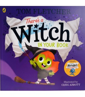 THERE´S A WITCH IN YOUR BOOK