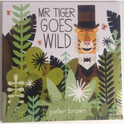 STORYBOOK - MR TIGER GOES WILD