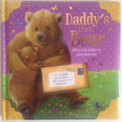 STORYBOOK - DADDY´S LITTLE BEAR