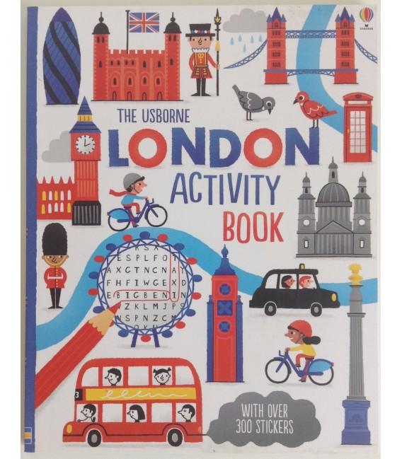 ACTIVITY BOOK - LONDON