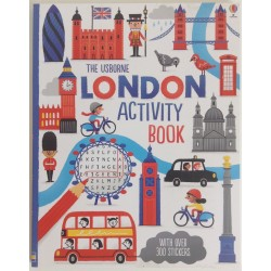 ACTIVITY BOOK - LONDON