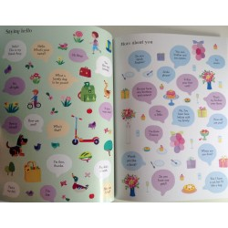STICKER BOOK - SPEAKING ENGLISH