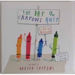 STORYBOOK - THE DAY THE CRAYONS QUIT