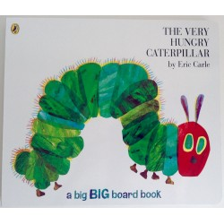 BIG BOARD BOOK - THE VERY HUNGRY CATERPILLAR
