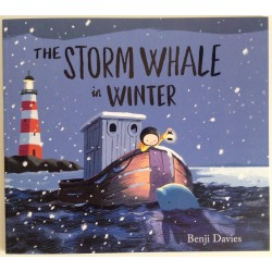 STORYBOOK - THE STORM WHALE IN WINTER