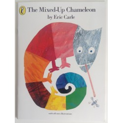 STORYBOOK - THE MIXED-UP CHAMELEON