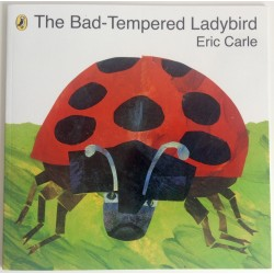 STORYBOOK - THE BAD-TEMPERED LADYBIRD